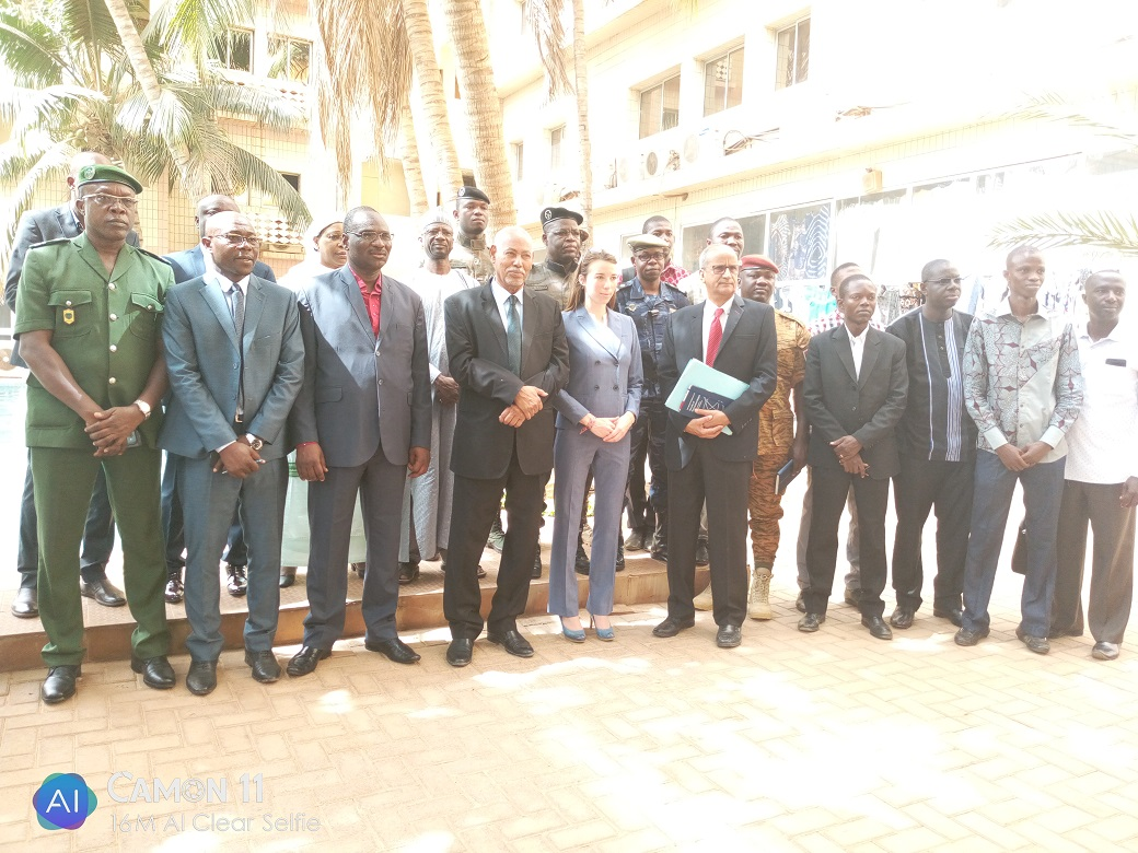 Lutte contre le terrorisme nucléaire: Les pays du G5-Sahel et le Sénégal affûtent leurs armes