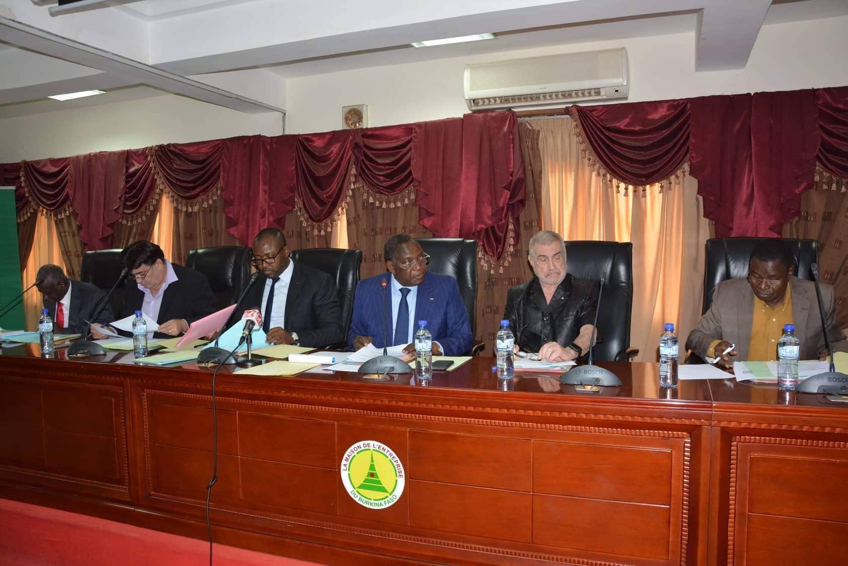 AG du CIDEF: Un excédent de gestion qui dénote de la bonne marche de l'organisation