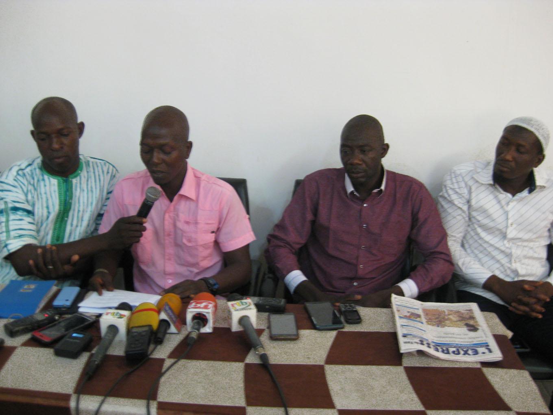 Collectif des commerçants du marché de Bobo : «Que les politiciens nous laissent tranquillement vaquer à nos occupations»