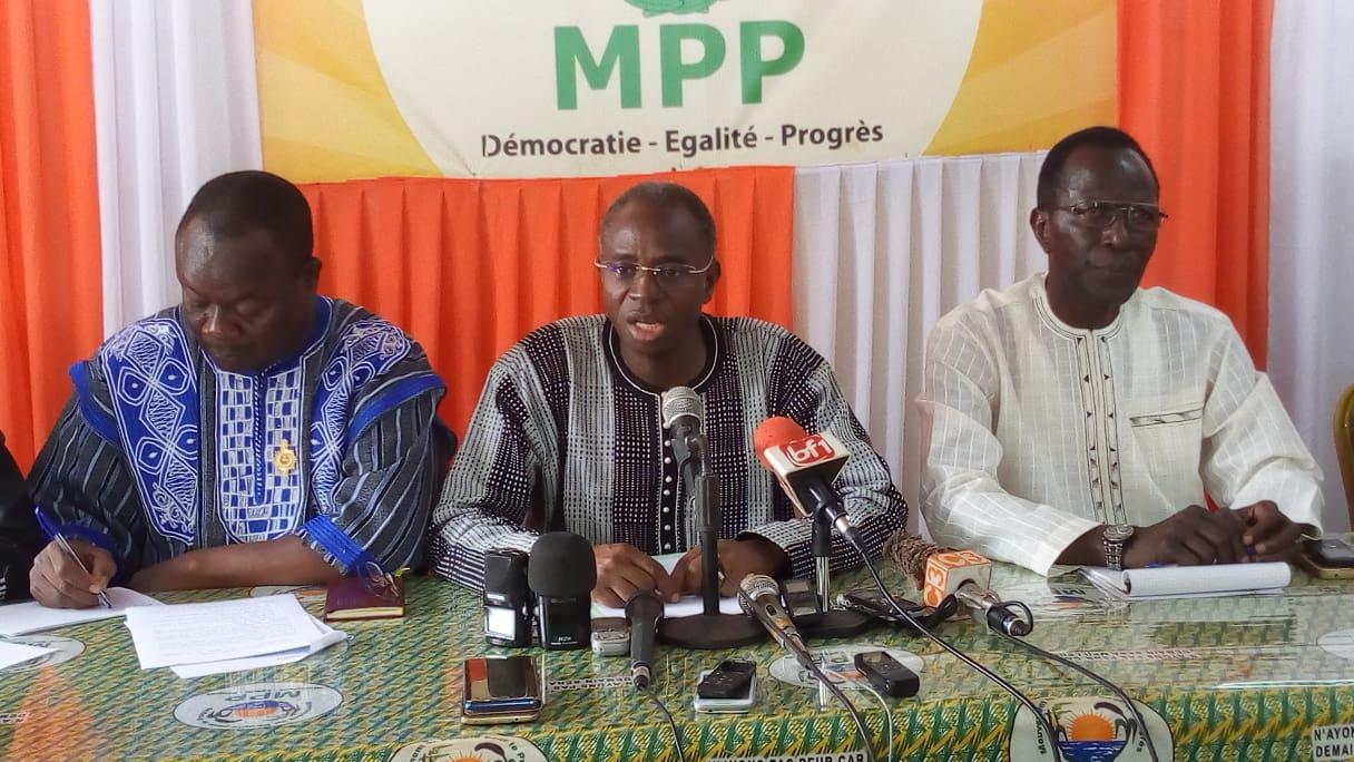 Dialogue politique Majorité –Opposition: Les préalables du CFOP comme Tempo
