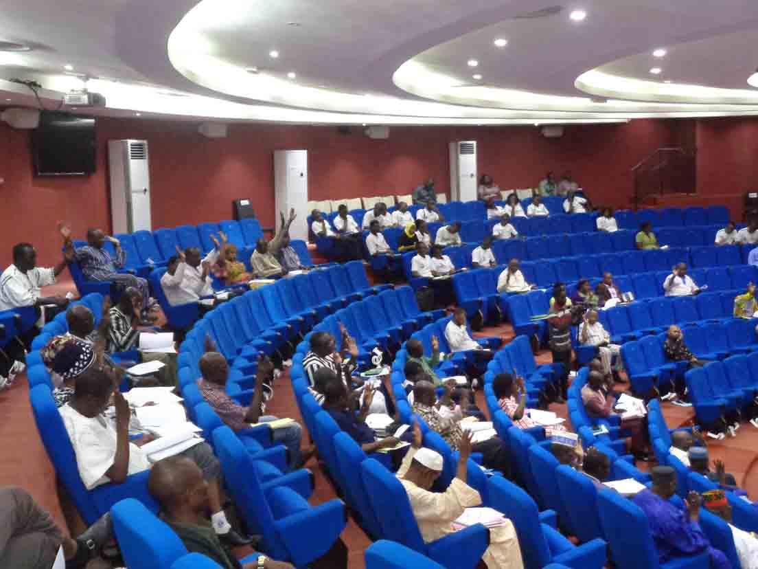 Etat d'urgence, état de siège au Burkina Faso: Les députés adoptent le projet de loi