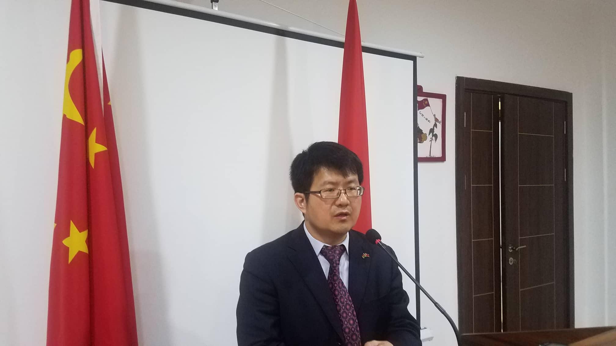 An 1 reprise coopération Burkina/Chine: L'ambassadeur Li Jian fait le bilan