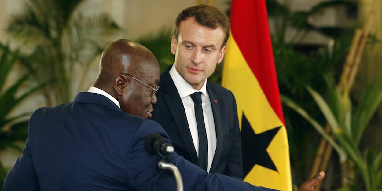 Nana Akufo-Addo en France: L'Afrique self made man de la Macronie en marche?