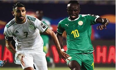 Finale CAN 2019: Sénégal # Algérie: Le duel Mané-Mahrez