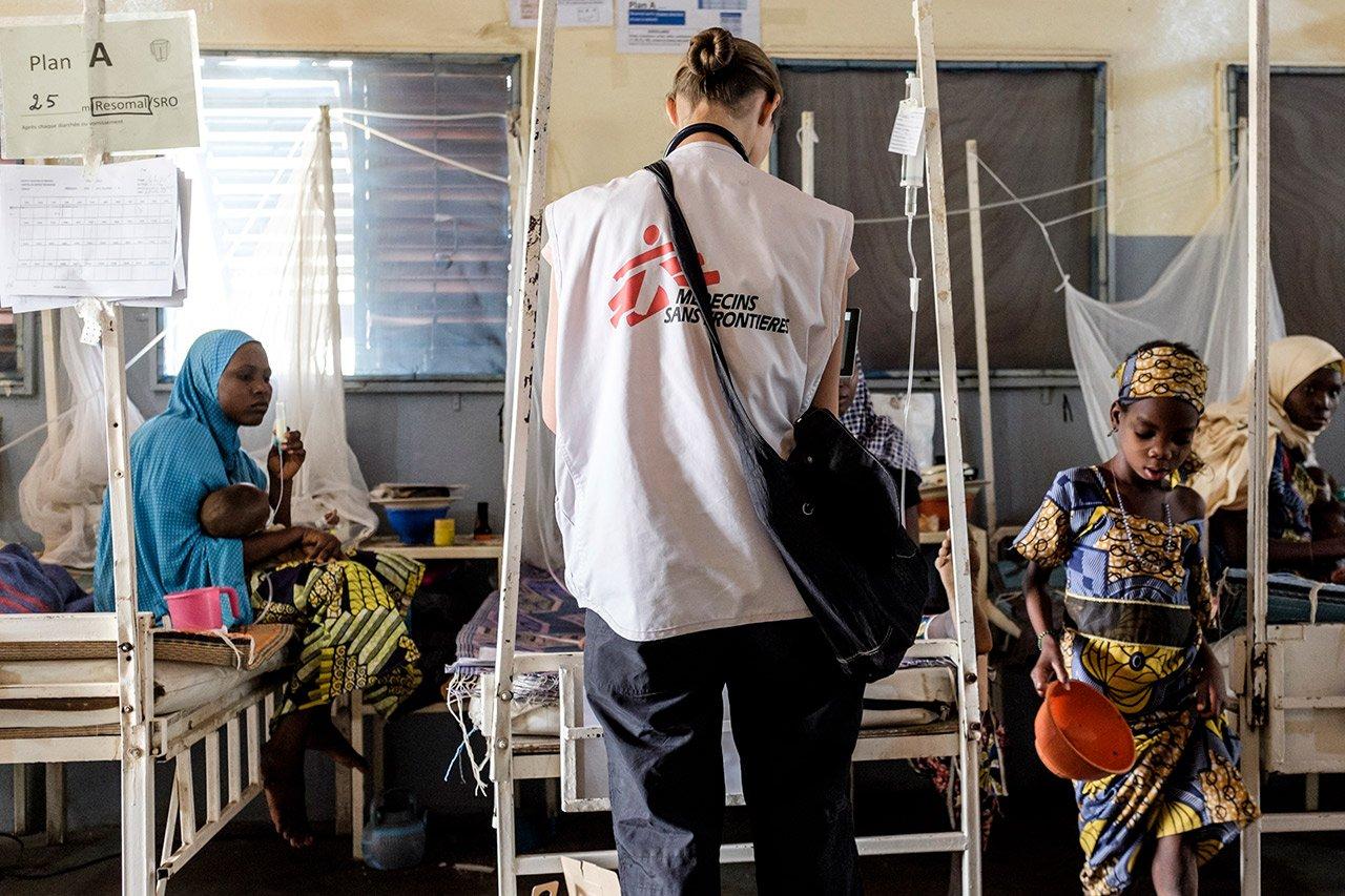Départ de MSF à Maïné-Soroa au Niger: Médicalement désastreux en cette saison hivernale