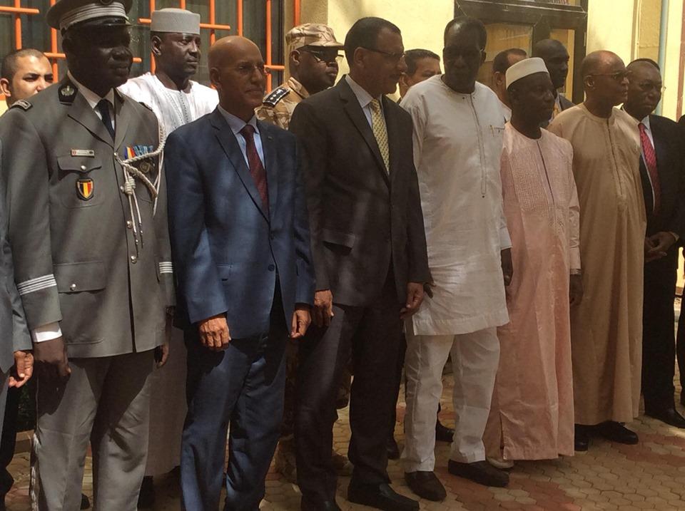 G5-Sahel: Un cénacle des ministres de la Sécurité à Ouagadougou