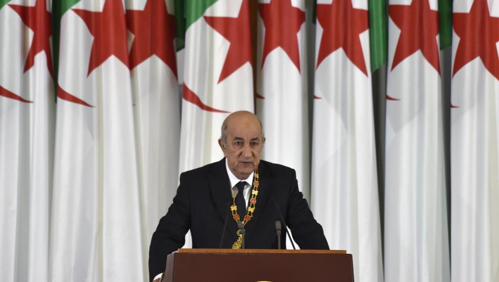Prestation de serment de Abdelmajid Tebboune en Algérie: Maintenant, l'heure des défis