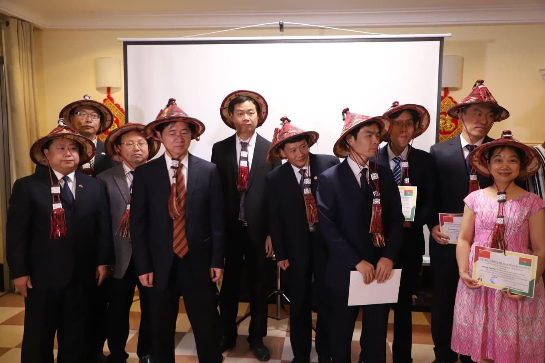 Coopération sino-burkinabè: La 2e équipe médicale en fin de mission