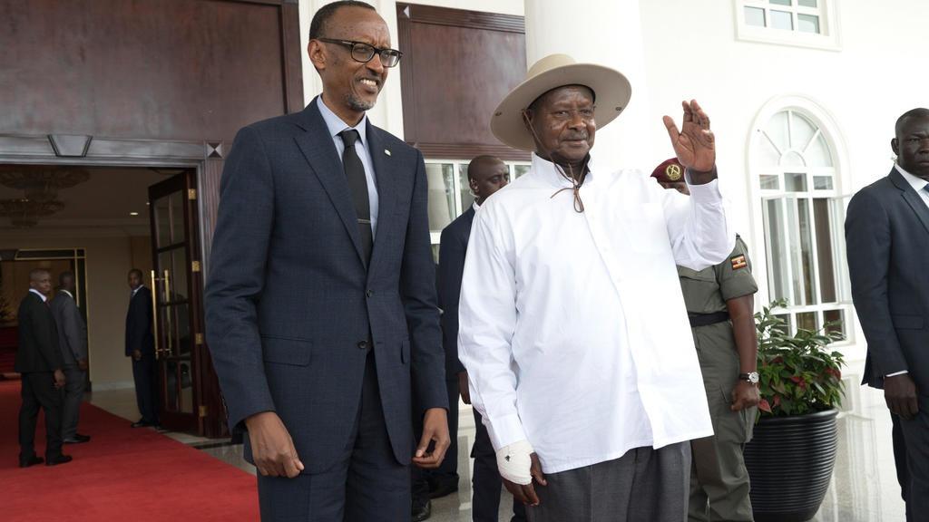 Bisbilles Rwanda-Ouganda: Quel ingrédient pour briser la brouille Kagamé/Museveni?