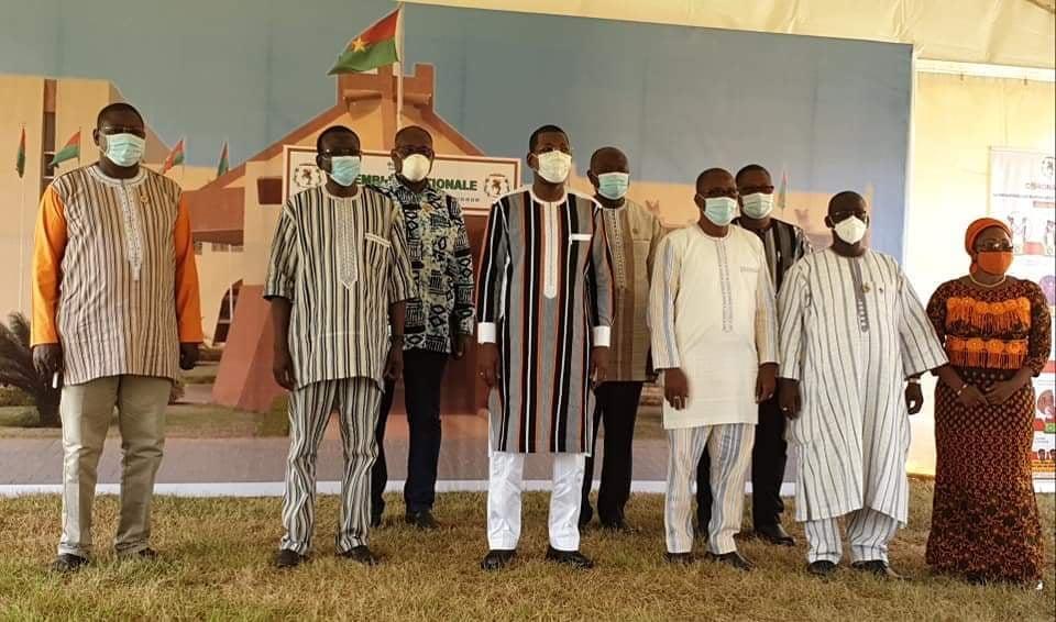 Gestion du Covid-19 au Burkina Faso: La mission d'information parlementaire installée