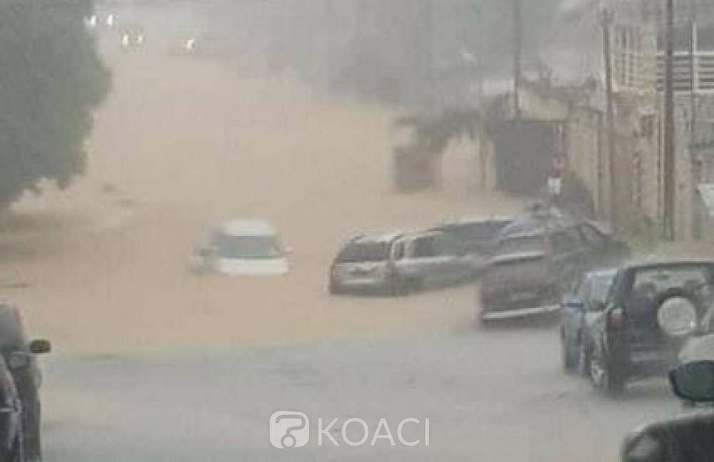 Déluge à Abidjan en Côte d'Ivoire: Que les voisins apprêtent leurs parapluies et quittent les zones inondables !