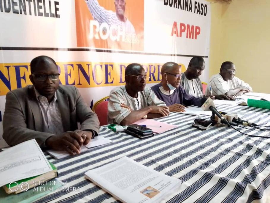 Présidentielle 2020: L'APMP réitère son soutien à Roch Kaboré