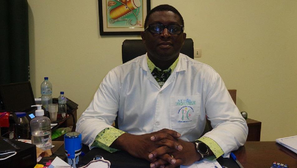Pr Christian Napon, chef de service neurologie au CHU-Bogodogo: «Il n'y a pas un jour où on ne reçoit pas un malade des urgences pour AVC»