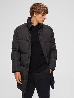 Selected puffer jacket