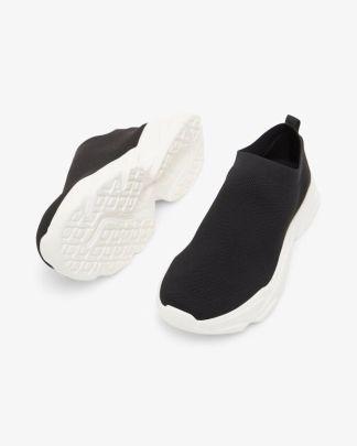 Bianco Biacece knit sneaker