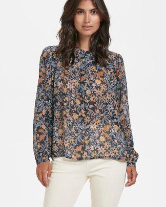 Part Two Aberte blouse
