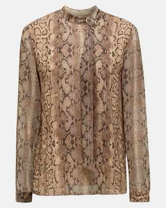 Esprit snake blouse