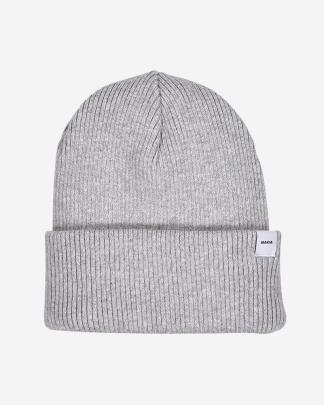 Makia beanie light grey