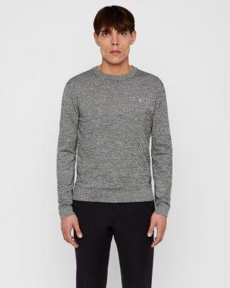 J.Lindeberg Niklas Knitted Sweater Black