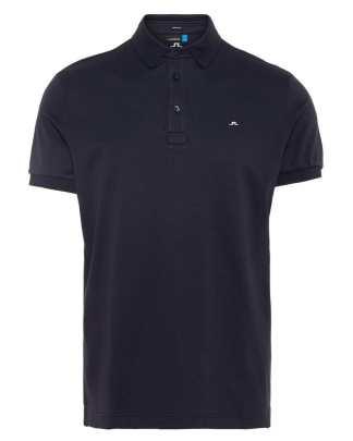 J.Lindeberg Stan Polo Shirt Navy