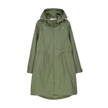Makia Rey Jacket Green