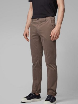 Hugo Boss slim chinos