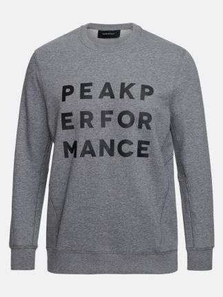Peak Performance Ground Sweater
