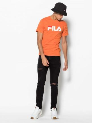 Fila Pure t-shirt orange