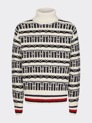 Tommy Hilfiger fair isle jumper