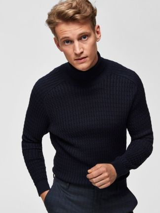 Selected Homme Carlos knit