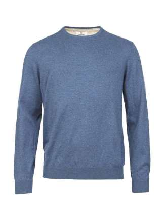 Hansen & Jacob cotton cashmere crew