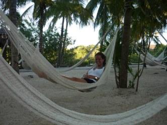 op vakantie zonder kind