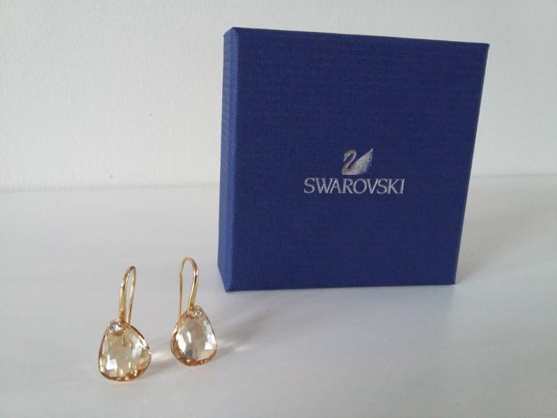swarovski oorbellen