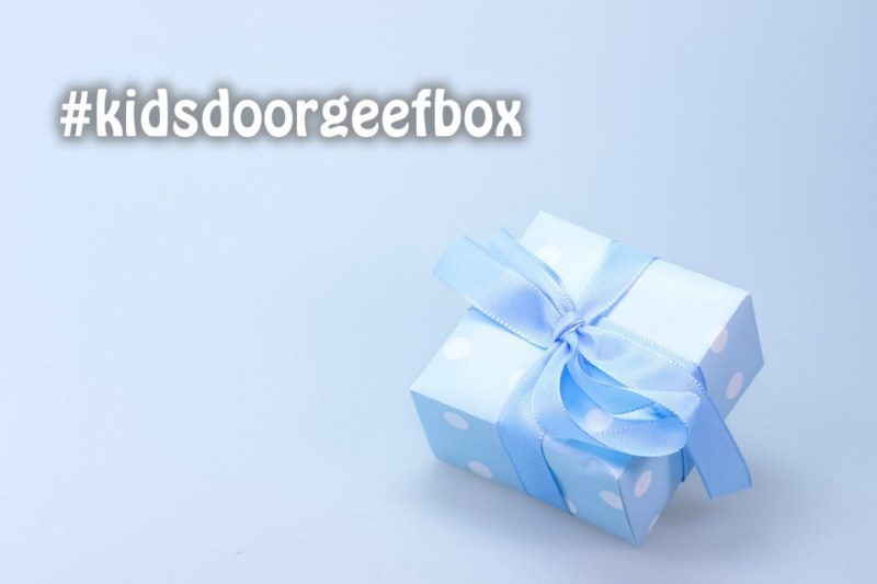kids doorgeefbox