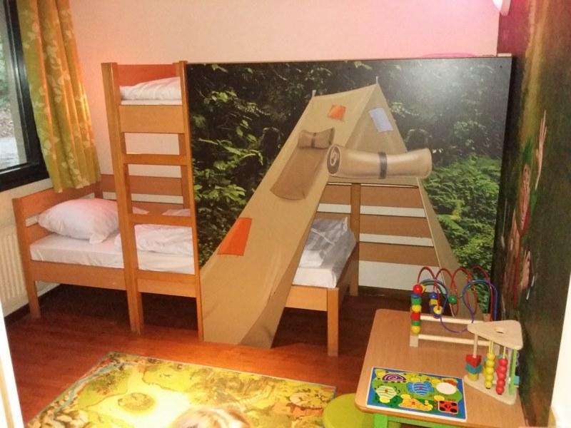 Center Parcs kinderhuisje