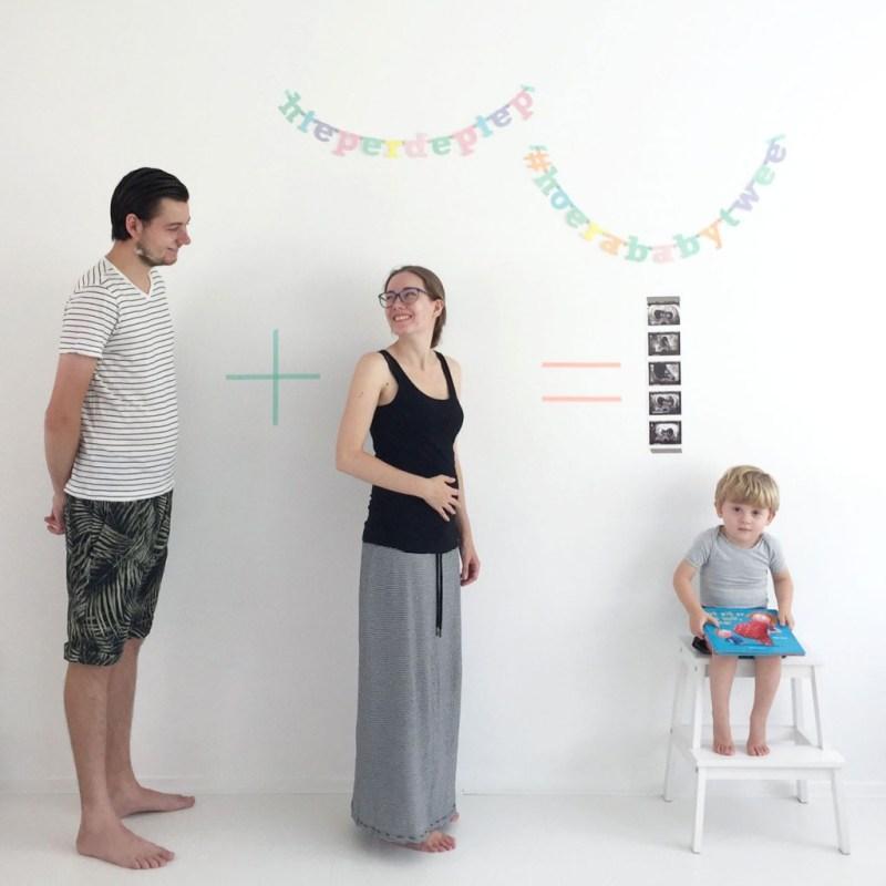 zwangerschapsaankondigingen