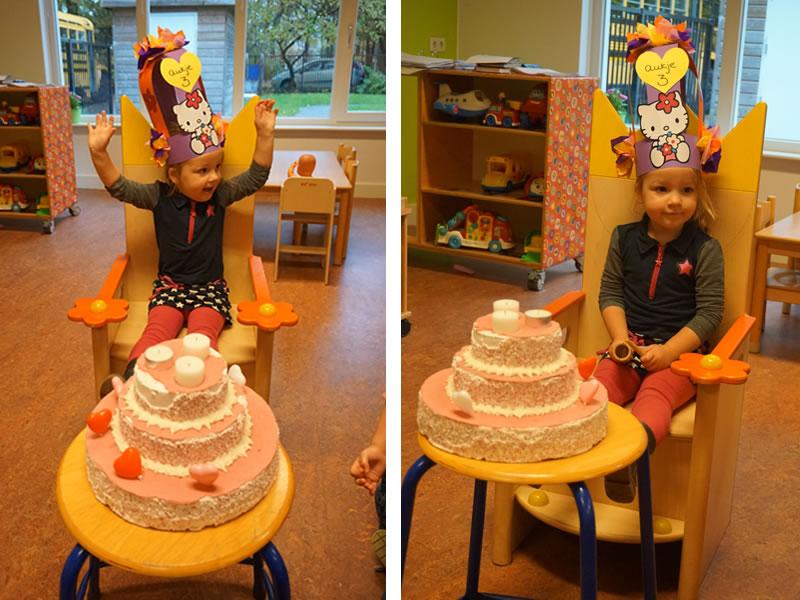 verjaardag kinderdagverblijf