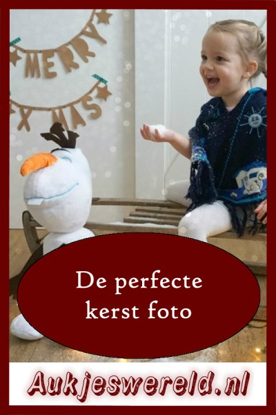kerst foto