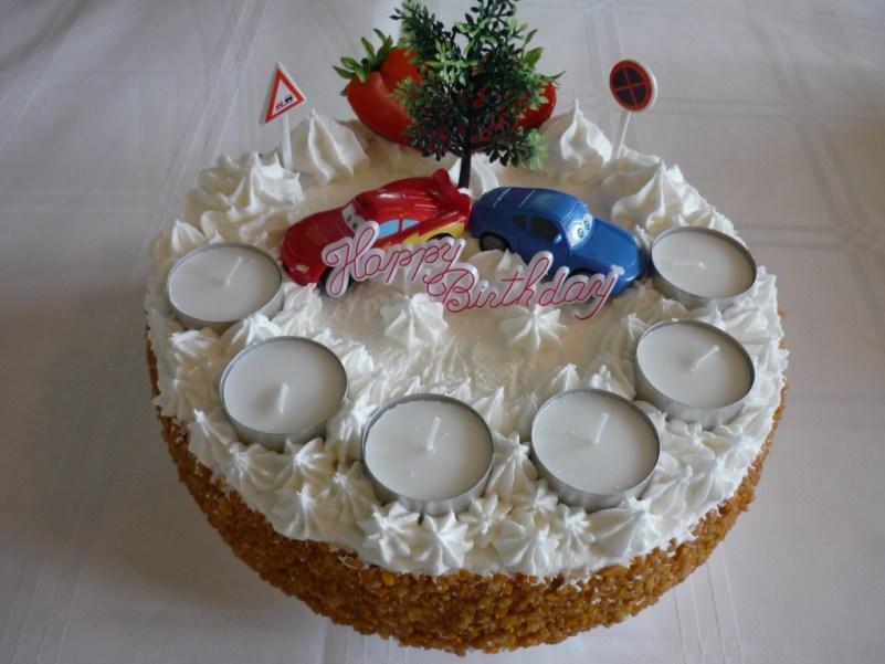 nep taart maken