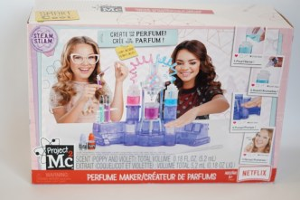perfume science kit