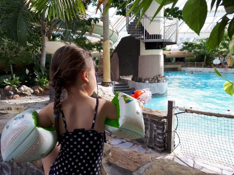 zwemmen met je kindje