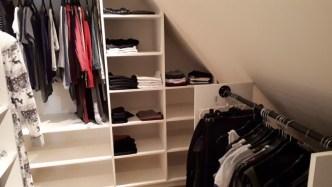 nieuwe garderobe