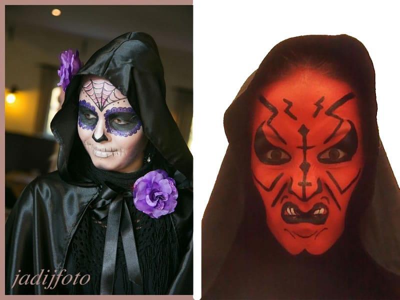 Hoe Ga Je Verkleed Met Halloween.De Leukste Halloween Looks Aukjeswereld