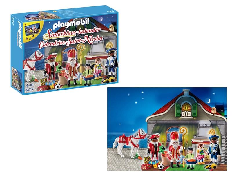 Sinterklaas adventskalender