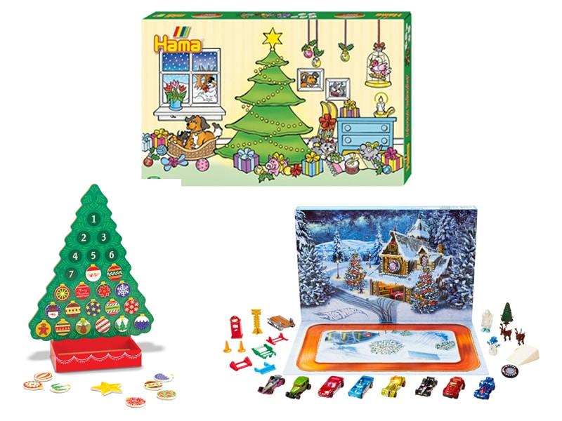 speelgoed adventskalender