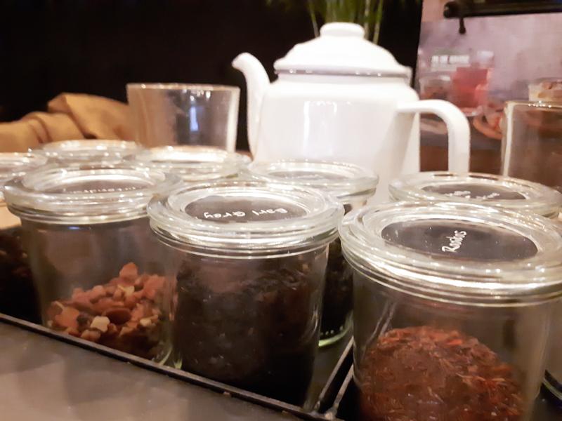 high tea yoghurt barn