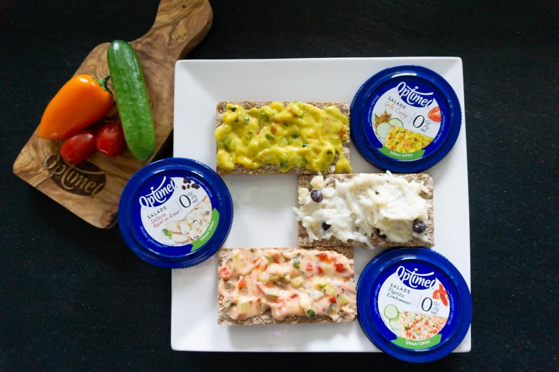 optimel salades