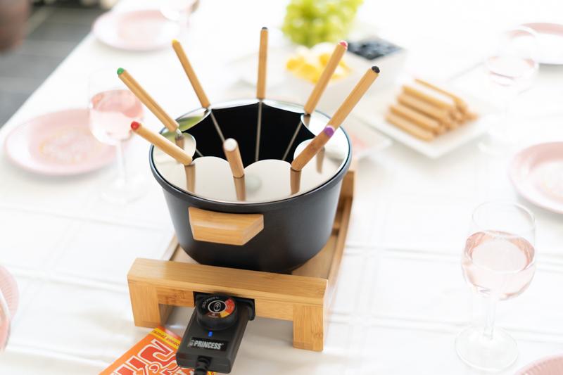 bamboo fondue