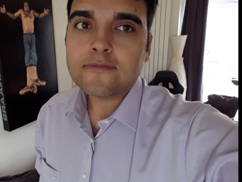 strijkvrij overhemd