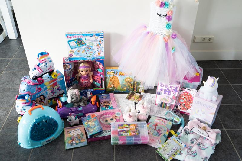 cadeau meisje 6 jaar